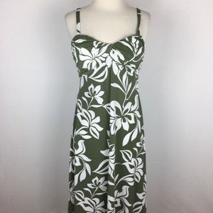 Tommy Bahama Floral Dress size Medium